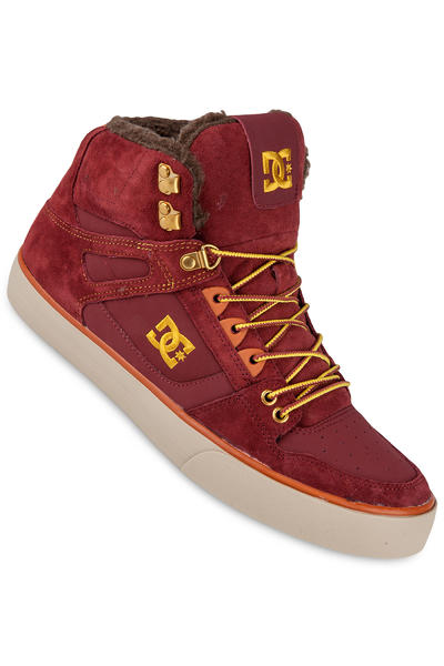 DC Spartan High WC WNT Shoe (brown wheat)