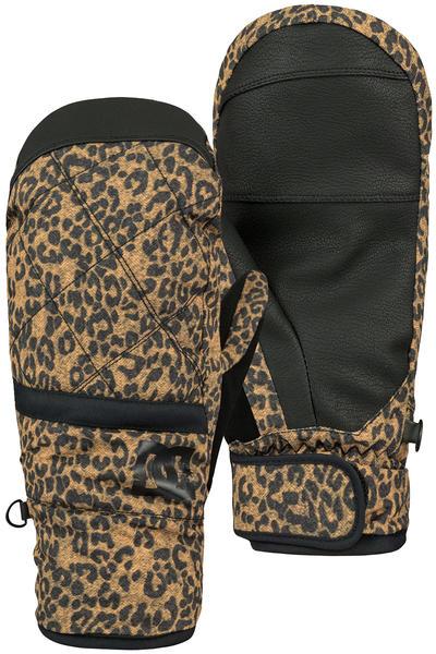 DC Seger Mitten women (hebon leopard)