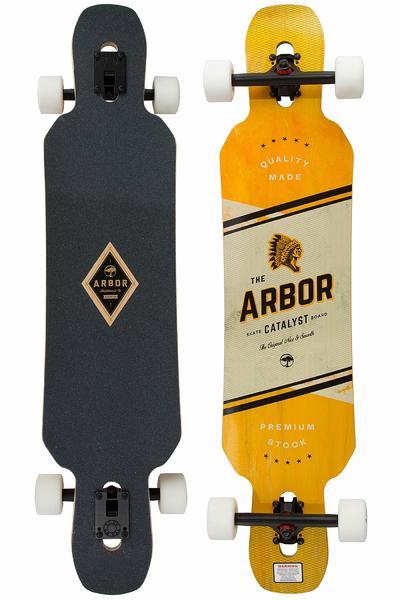 """Arbor Catalyst 40"""" (101,6cm) Komplett-Longboard"""