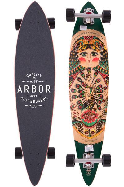 "Arbor Fish GT 39"" (99cm) Complete-Longboard 2015"