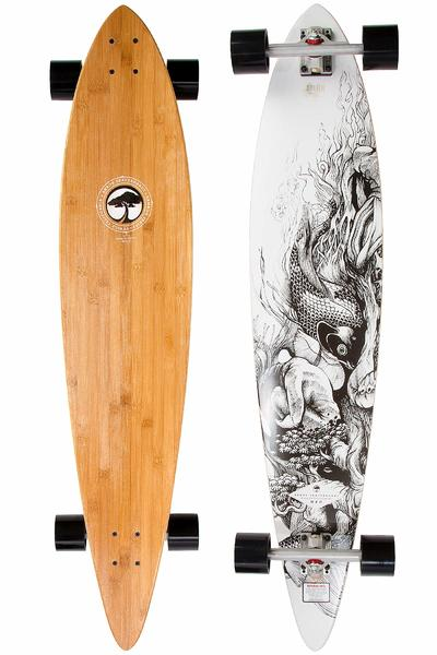 "Arbor Timeless Bamboo 46"" (116,8cm) Complete-Longboard 2015"