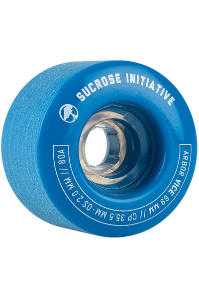 Arbor Vice 69mm 80A Rollen (blue) 4er Pack