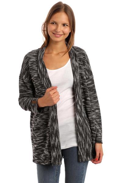 Iriedaily Homy Kimono Jacke women (black melange)
