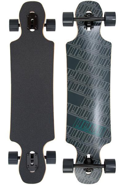 """Peng Scriptone 38"""" (96,5cm) Komplett-Longboard (black)"""