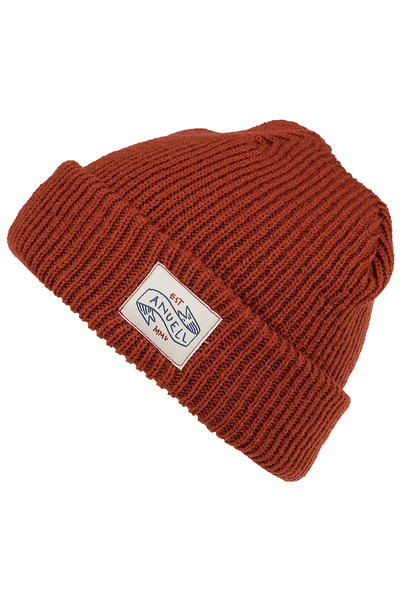Anuell One Beanie (red)