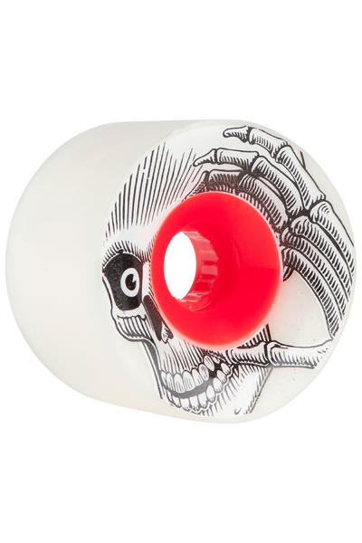 These K Rimes Stage 1 KRF 727 72mm 80A Roue (white red) 4 Pack