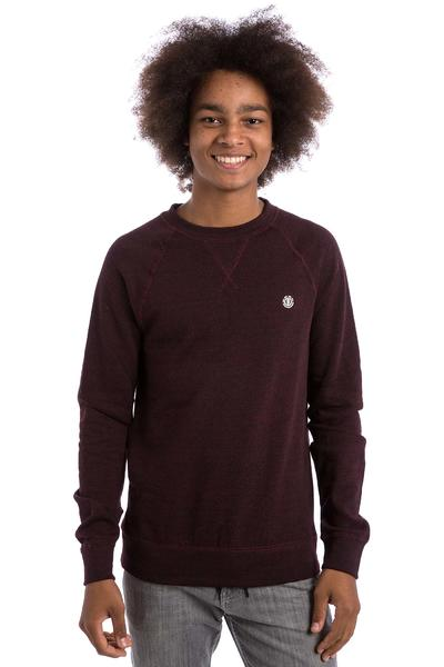 Element Meridian Sweatshirt (wine)