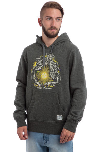 Element x Timber! Gold Fever Hoodie (charcoal heather)