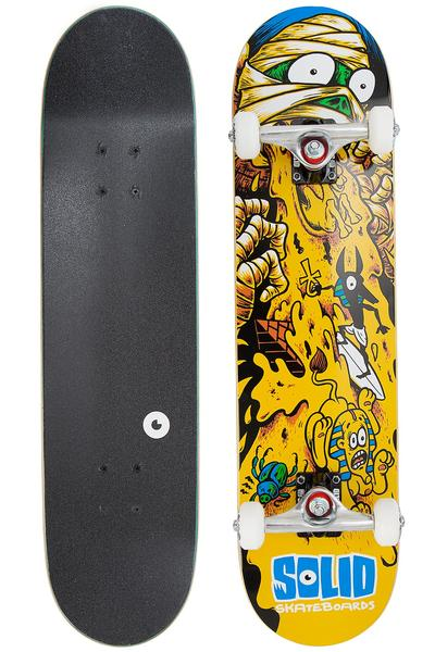 "Solid Puke Series 7.625"" Complete-Board (mummy)"