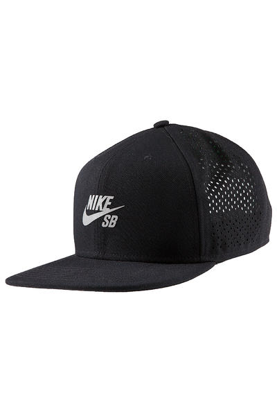 Nike SB Performance Trucker Cap (black reflective silver)