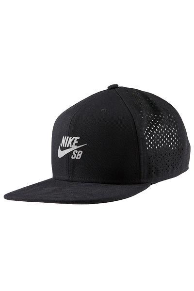 Nike SB Performance Trucker Cap (black reflective silver)