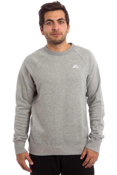 Nike SB Icon Sweatshirt (dark grey heather)