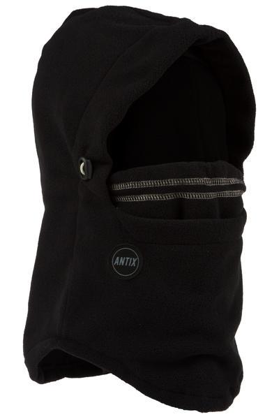Antix Fleece Hood Bragas (black)