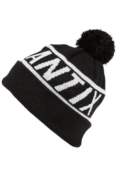 Antix Turb Beanie (black white)
