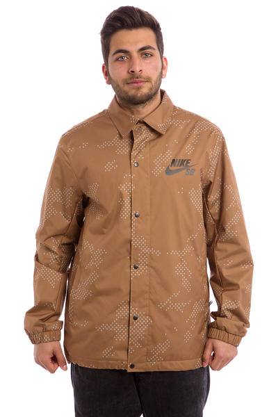 Nike SB Assistant Coaches Jacke (ale brown)