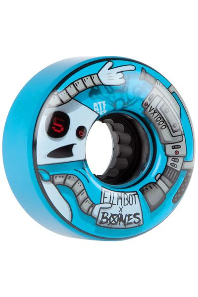 Bones ATFormula Filmbot III 56mm Wheel (blue) 4 Pack