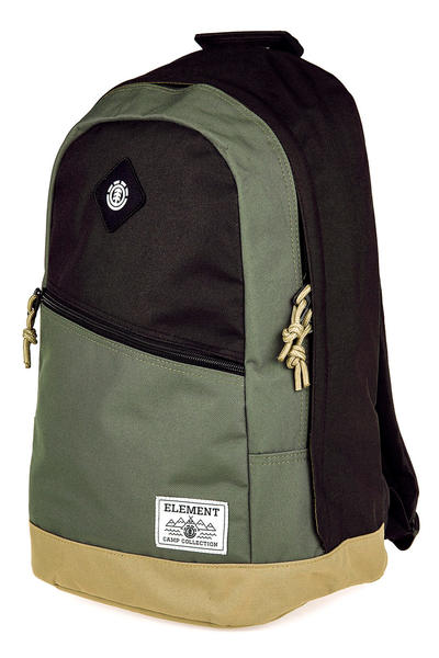 Element Camden Rucksack 21L (flint black green moss)