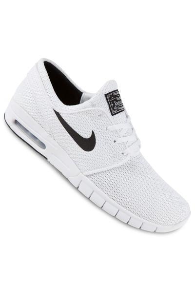 Nike SB Stefan Janoski Max Schuh (white black)