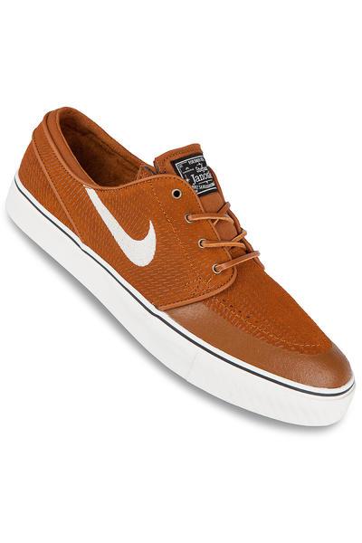 Nike SB Zoom Stefan Janoski Premium SE Shoe (tawny ivory)