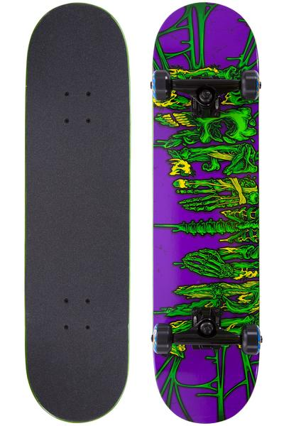 "Creature Catacombs 7.875"" Komplettboard (purple green)"