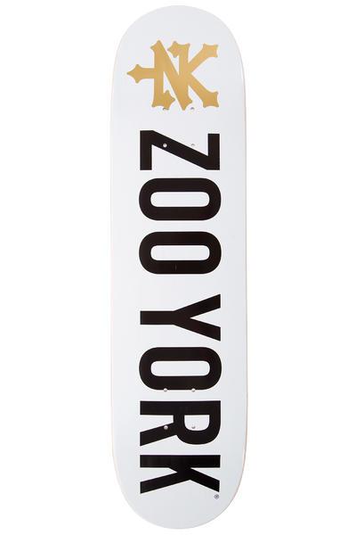 "Zoo York Photo Incentive 8"" Deck (white)"