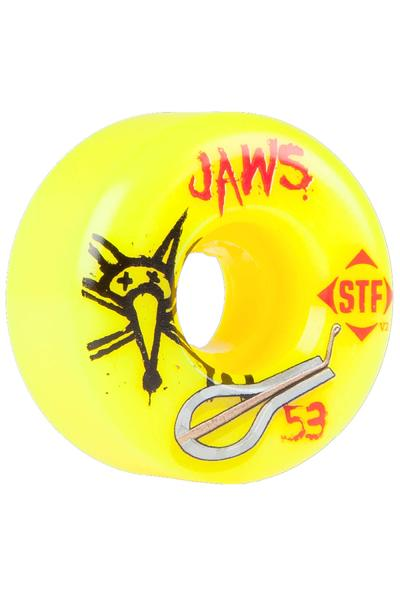 Bones Homoki Harp 53mm Rollen (yellow) 4er Pack