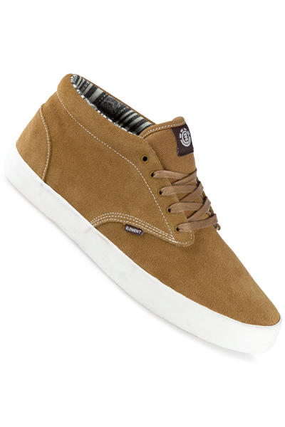 Element Preston Suede Schuh (curry walnut)