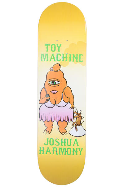"Toy Machine Harmony Fat Sect 8.125"" Deck"