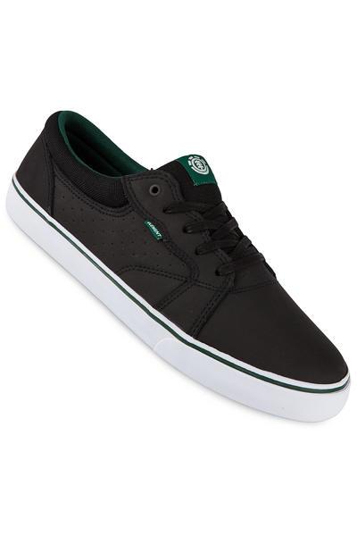 Element Wasso Suede Shoe (black green)