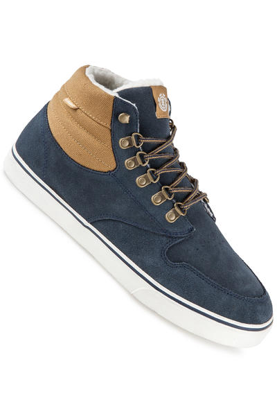 Element Topaz C3 Mid Suede Schuh (indigo curry)