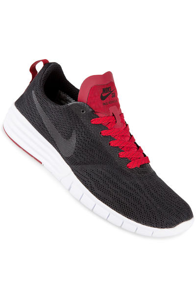 Nike SB Paul Rodriguez 9 R/R Schuh (black black)
