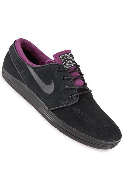Nike SB Lunar Stefan Janoski Shoe (black black)