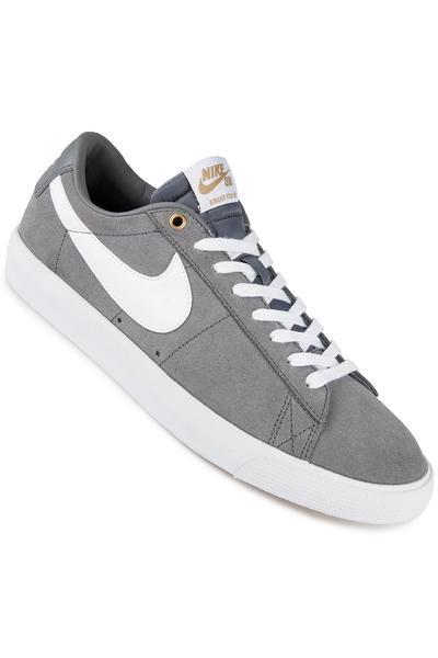 Nike SB Blazer Low Grant Taylor Schuh (cool grey white)