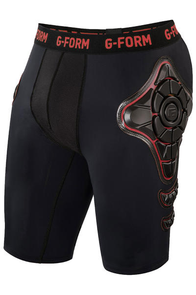 G-Form Pro-X Compression Pantalon Protector (black red)
