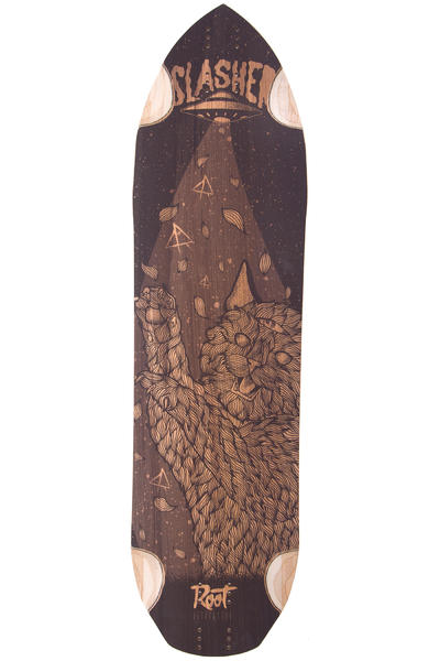 "Root Longboards Slasher 36.2"" (92cm) Longboard Deck"