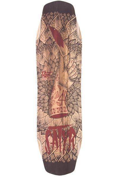 "Root Longboards Satyr 35"" (89cm) Longboard Deck 2015"