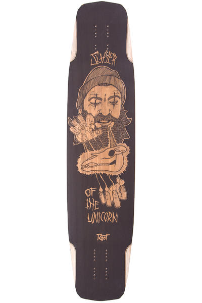 "Root Longboards Slayer of the Unicorn 41.1"" (104,50cm) Longboard Deck 2015"
