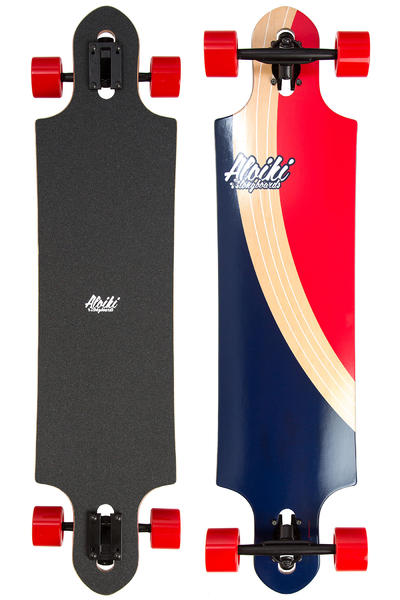 "Aloiki Curve 39.4"" (100cm) Complete-Longboard"