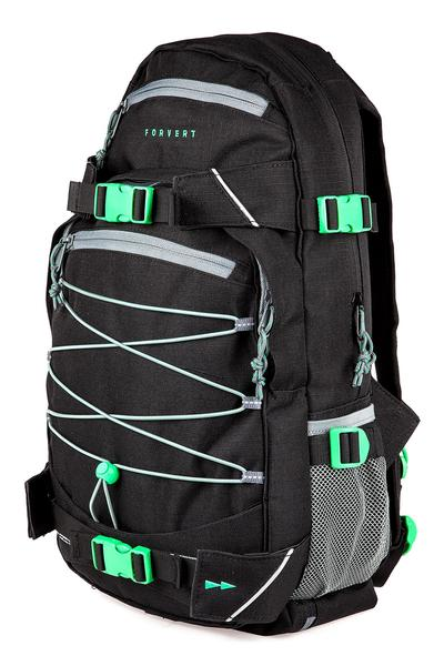 Forvert Ripstop Louis Backpack 20L (black)