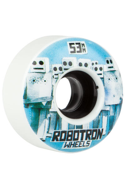 Robotron Photocopy 53mm Rollen (white) 4er Pack