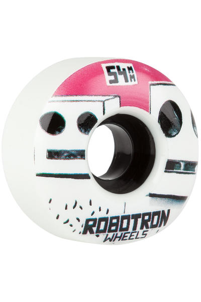 Robotron Photocopy 54mm Wheel (white) 4 Pack