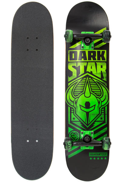 "Darkstar Army 7.5"" Complete-Board (neon green)"
