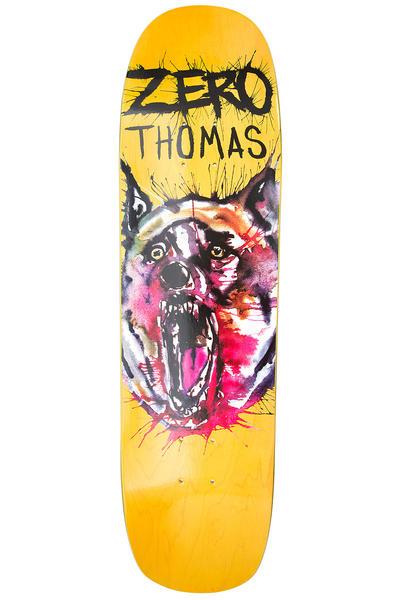"Zero Thomas Wolfsblood 8.5"" Planche Skate (yellow)"