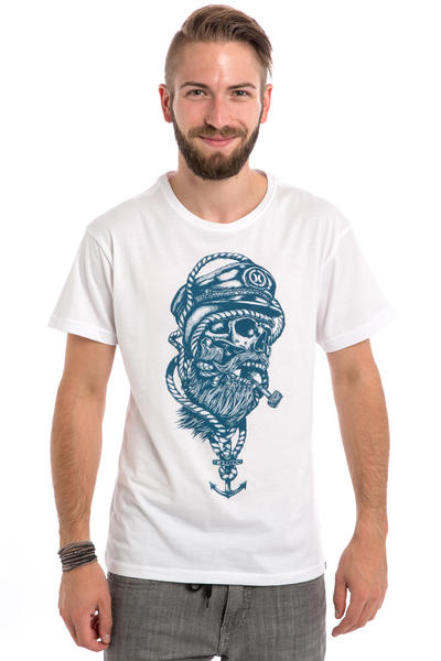 Hurley King On The Main T-Shirt (white)