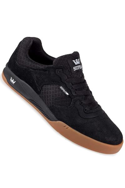 Supra Avex Shoe (black gum)