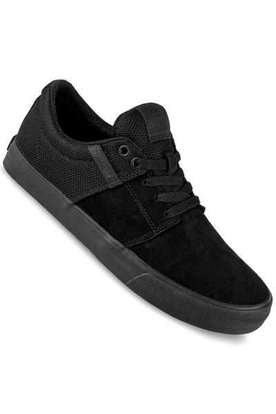 Supra Stacks Shoe (black black black)