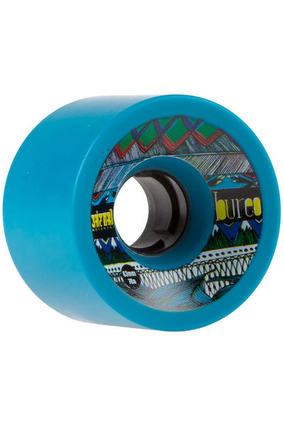 Bureo Satori Eco 63mm 78A Rollen (blue) 4er Pack