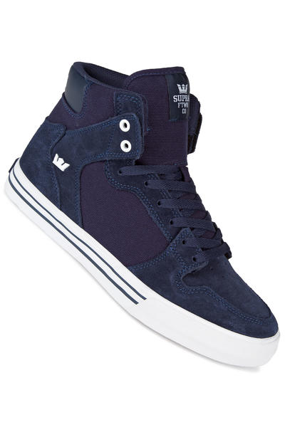 Supra Vaider Shoe (blue nights white)
