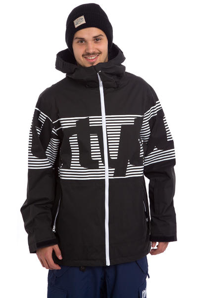 ThirtyTwo Lowdown Snowboard Jacke (black)