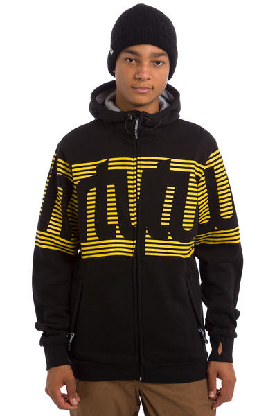 ThirtyTwo Stamped Snow Zip-Hoodie (black)